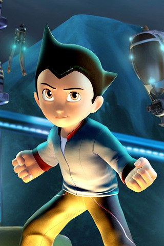 3d Iphone Wallpapers Free Astro Boy Iphone Wallpaper Click Here For More Astro Boy