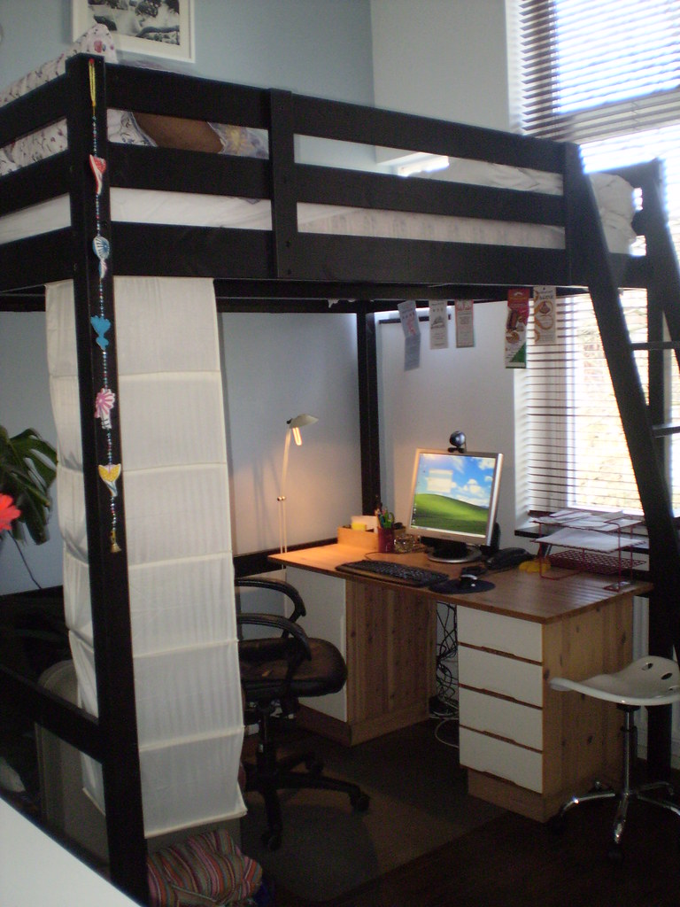 Ikea Singapore Stora Loft Bed | This Loft Bed From Ikea Saves So Much
