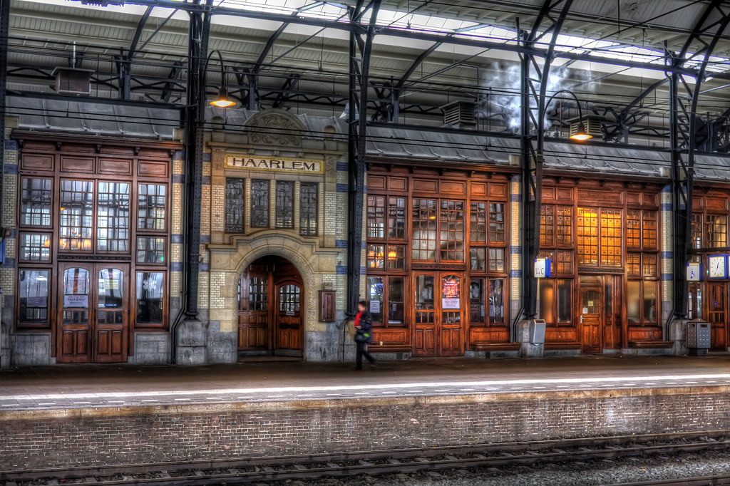 Treinstation Haarlem Haarlem Railway Station | Railway Station In Haarlem