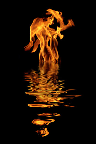 Cool Iphone 7 Wallpapers Fire Angel Uploaded For Iphone Wallpaper Group This Is