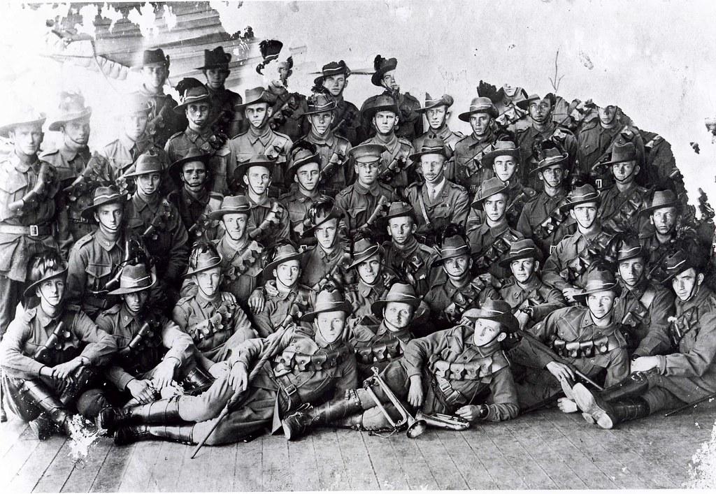 Wallpaper Horse 3d Squadron Of 12th Light Horsemen Leslie Albert Duff 1890