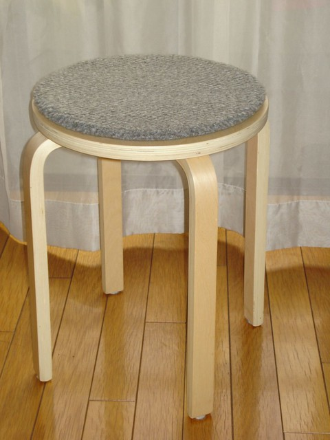 Ikea Frosta Stool Ikea Frosta Stools, Set Of 2, With Cloth Seat | Ikea