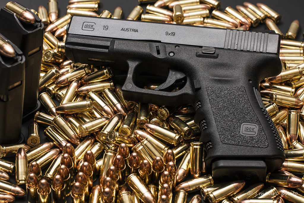 Glock Wallpaper Hd Glock 19 Semi Auto The Glock 19 9mm Semi Automatic