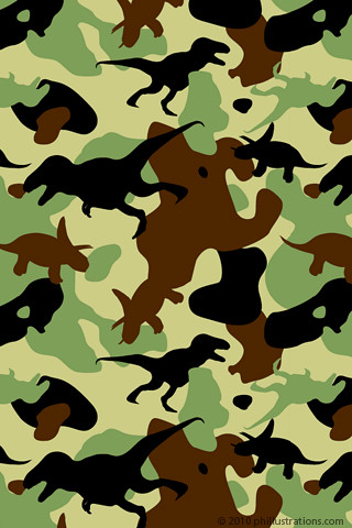 Iphone Wallpaper Pinterest Dinosaur Camouflage Free Iphone Wallpaper Illustration