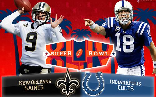 New 3d Wallpaper Super Bowl Xliv Wallpaper Michael Tipton Flickr