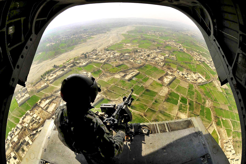 Army 3d Wallpaper Aerial Security In Kandahar Sgt 1st Class James Lee