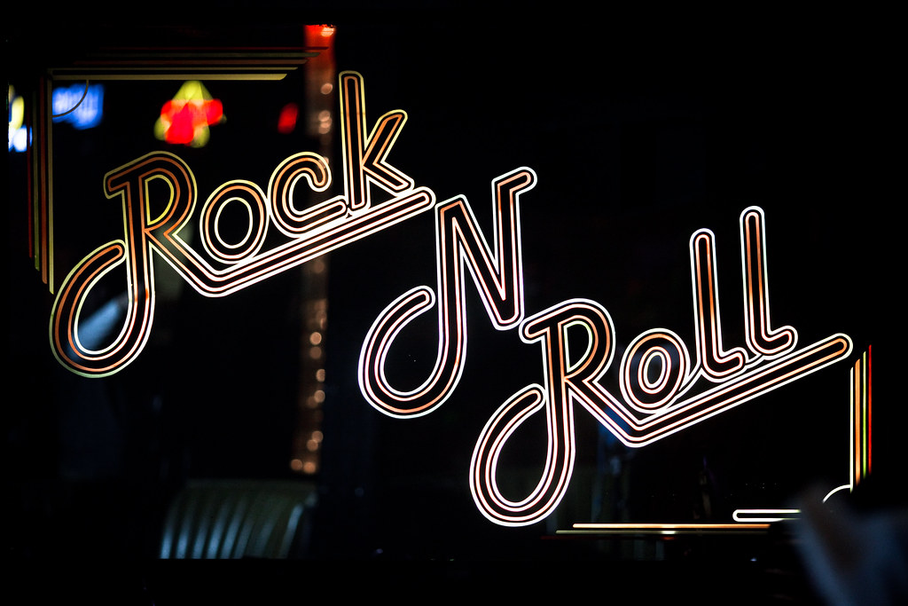 3d Art Drawing Wallpaper Rock N Roll Sean Davis Flickr