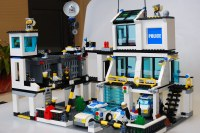 Lego City - Police Station Completed! | It is finally ...