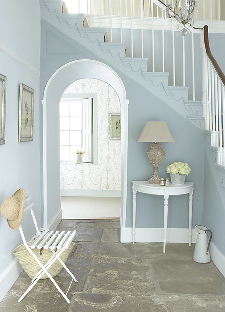 3d Appartement Hallway With Staircase | We're Very Happy For You To Use