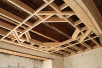 Web-Framing - Tray Ceiling - Dining Room | Mike Shipman ...