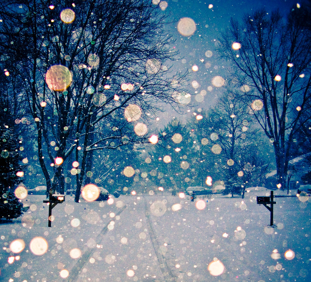 Real Snowflakes Falling Wallpaper Pennsylvania Snow Storm Would You Guys Be Interested In