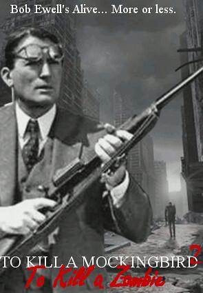 To Kill A Mockingbird 2- To Kill A Zombie Bob Ewell\u0027s aliv\u2026 Flickr - bob ewell to kill a mockingbird