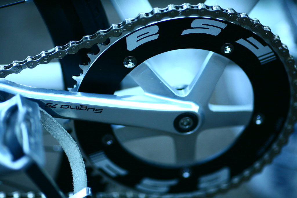 6 X 4 Sugino 75 X Fsa Track Chainring | Tomorrow I Will Have The