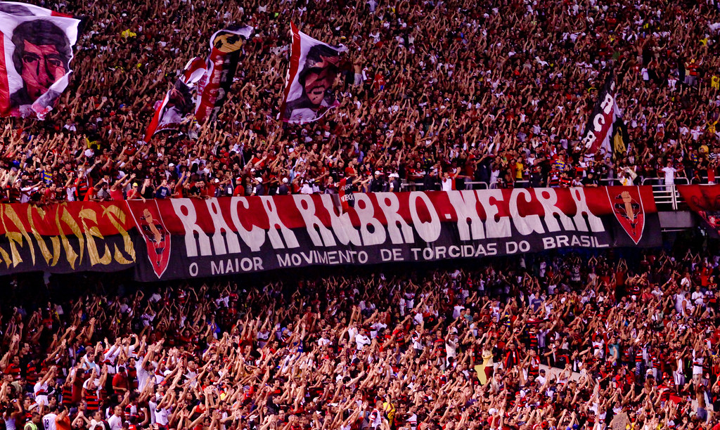 3d World Wallpaper World Torcida Do Flamengo Foto Pedro Kirilos Riotur Flickr