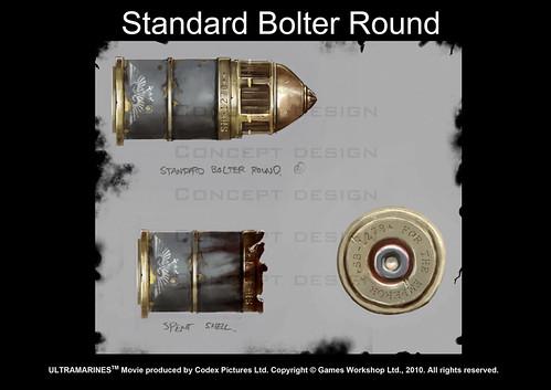 Nova Launcher 3d Wallpaper Standard Bolter Round Standard Bolter Round And Spent