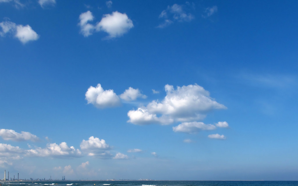 Some 3d Wallpapers Blue Sky With Clouds Wallpaper Blue Sky With White