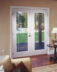 Feather River Door Fiberglass Patio Doors - Smooth White F ...