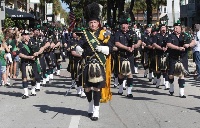 Bagpipe Band Las Olas Flickr Photo Sharing