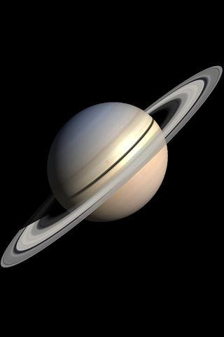 iPhone Background - Saturn   The planet.   myunison   Flickr