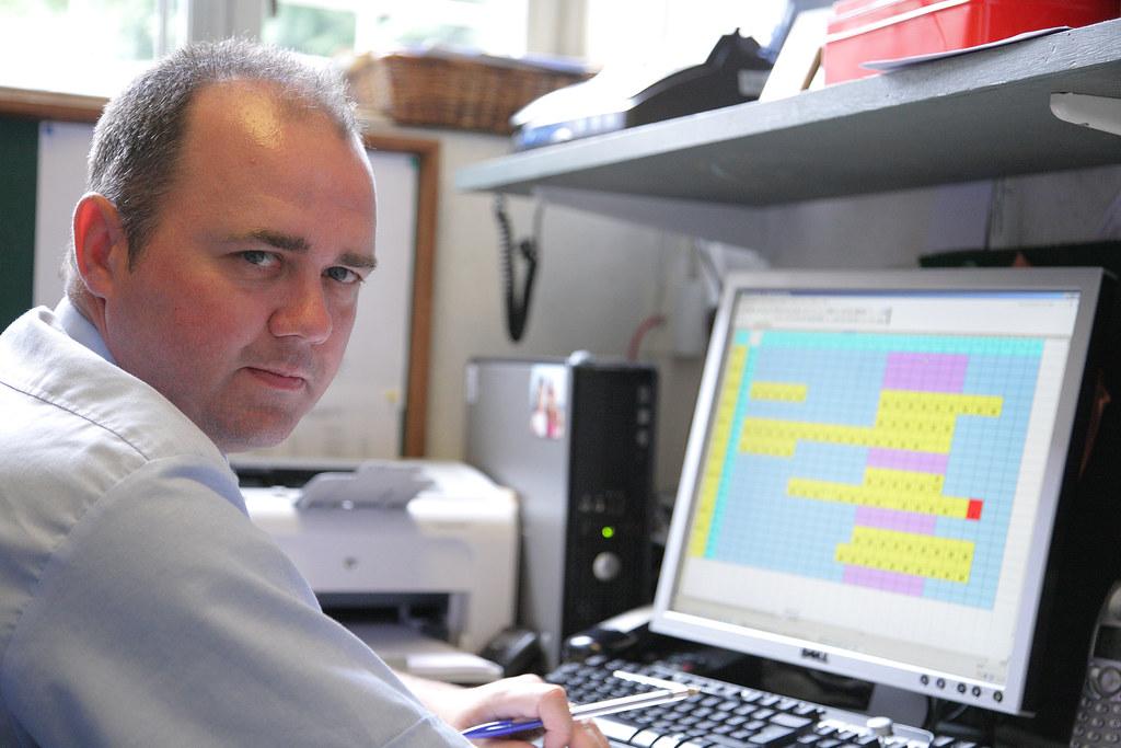 Nigel Titford - Catering Manager, University Library Tea R\u2026 Flickr