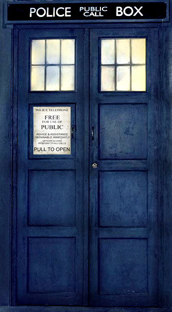 Doctor Who 3d Wallpaper Tardis Lock Screen This Will Become The Lock Screen For
