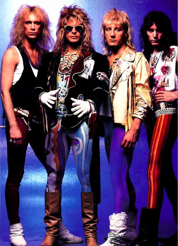 Rock Lee Wallpaper 3d David Lee Roth Band Photo Samhcook Flickr