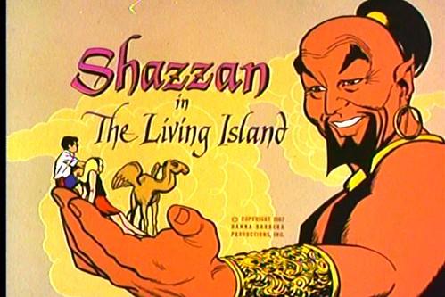 Create 3d Name Wallpaper Online Free Hanna Barbera S Shazzan 1967 Shazaan A Saturday