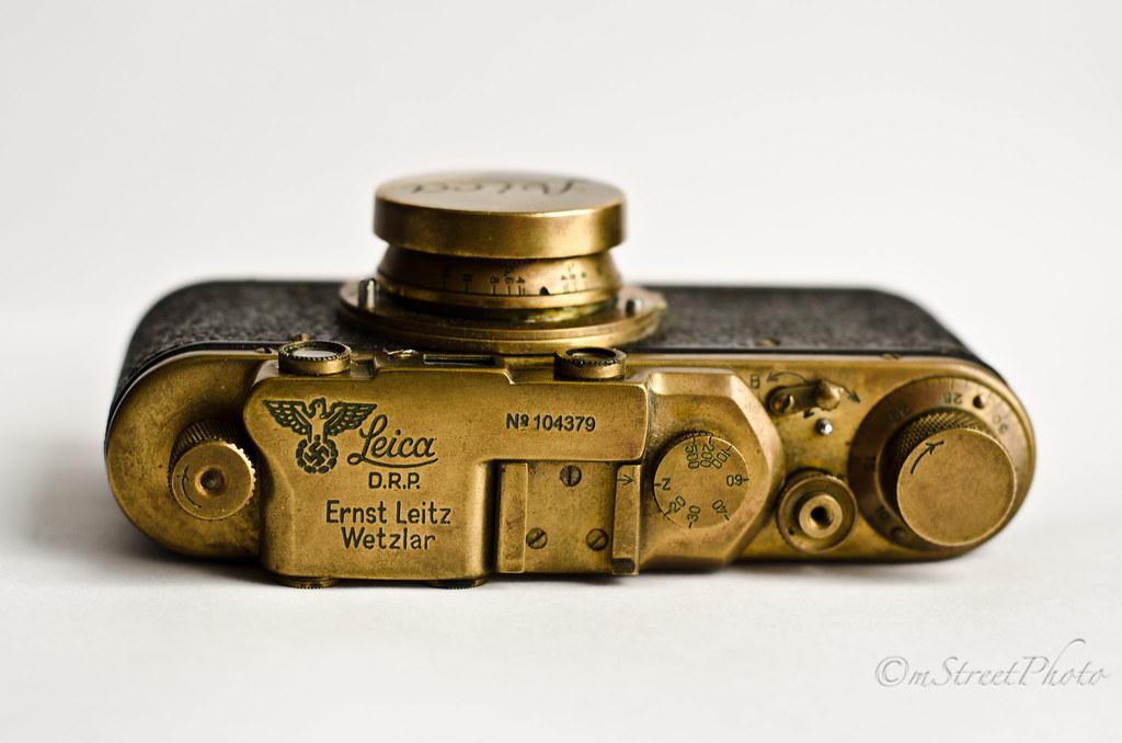 3d Street Wallpaper Nazi Camera Leica D R P Ernst Leitz Wetzlar Press L To