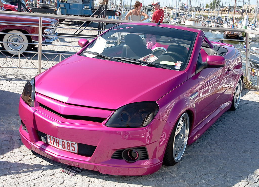 3 Girls Wallpaper Opel Tigra Twin Top Supercarfreak Flickr
