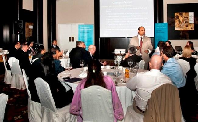 Guest Speaker Mr Jeevan D Mello Director Emaar Communi Flickr