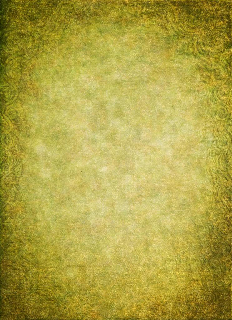 3d Wallpaper Star Wars Green Floral Paper Texture Rachael Towne Flickr