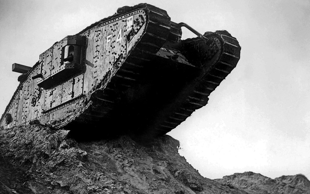 World Of Tanks Hd Wallpaper World War One Tank All Images Click Large All Sizes