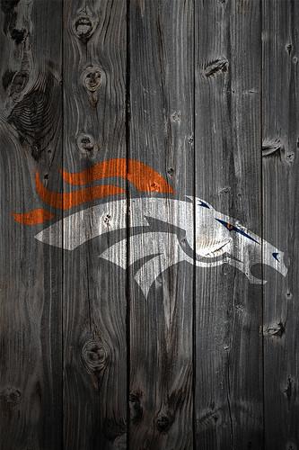 Steelers 3d Wallpaper Denver Broncos Wood Iphone 4 Background Denver Broncos