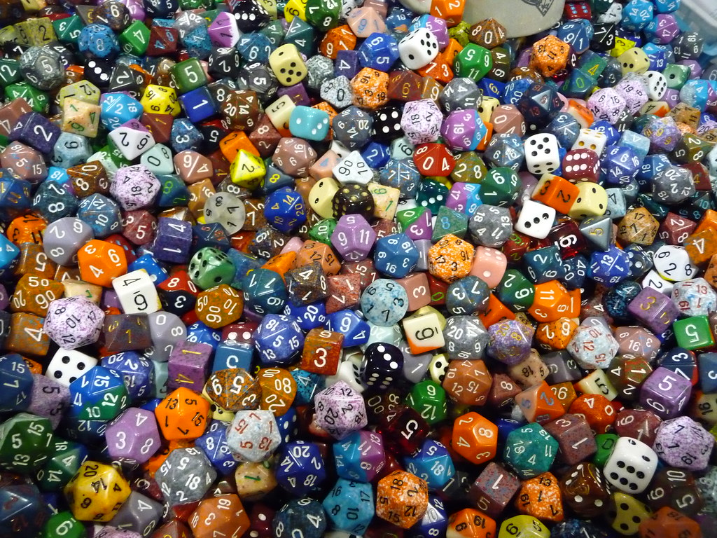 3d Dice Desktop Wallpaper Dice Lots Comic Con 2010 Click Here For My Blog And