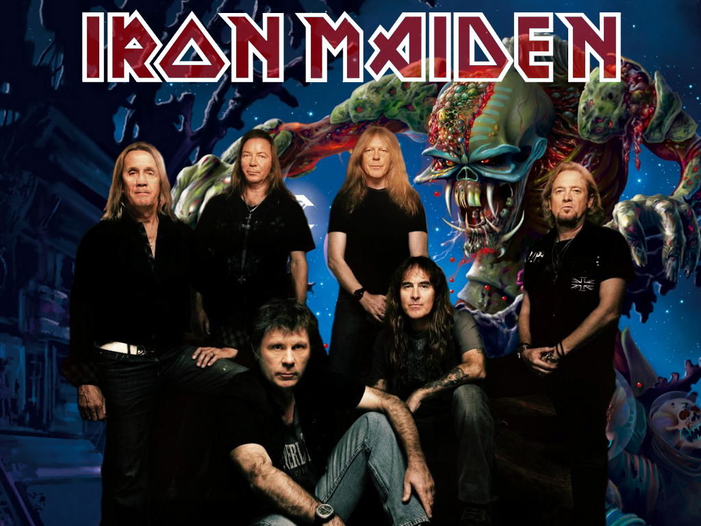Free Hd Live Wallpapers For Pc Iron Maiden Band Promo Wallpaper Www Ironmaidenwallpaper