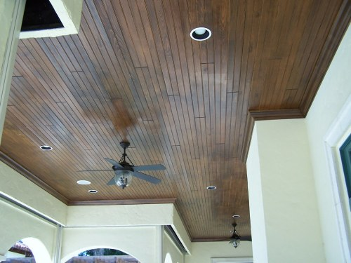 Medium Of Tongue And Groove Ceiling