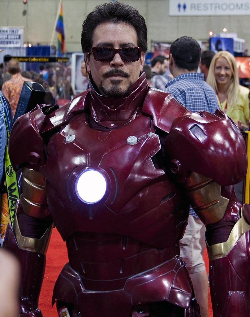 3d War Wallpaper Iron Man Cosplay 01 Sweet Costume Rk Bentley Flickr