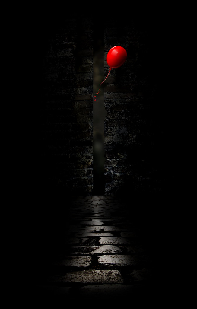 Black Rose Wallpaper 3d Red Balloon 115 365 Photo Manipulations Project