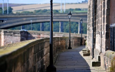 Quay Walls, Berwick upon Tweed | Featured as my daily deskto… | Flickr