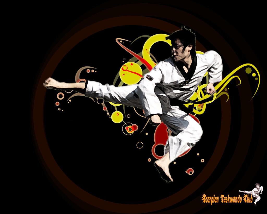 Scorpion Mortal Kombat Hd Wallpaper Scorpion Taekwondo Wallpaper Kun2 S Flickr