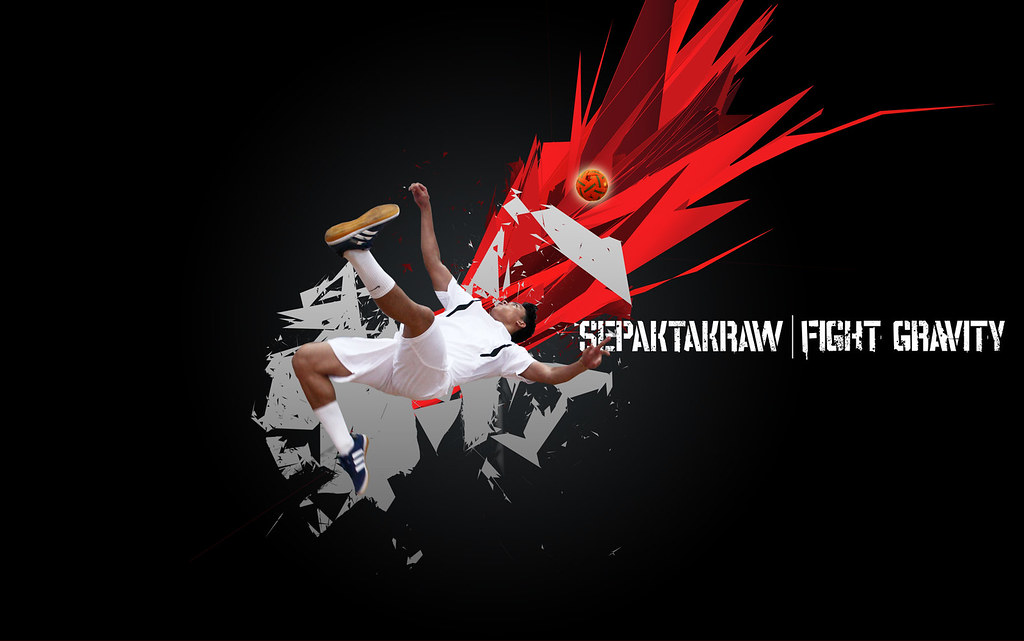 New 3d Hd Wallpaper Free Download Sepak Takraw Desktop Wallpaper Sepak Takraw Desktop