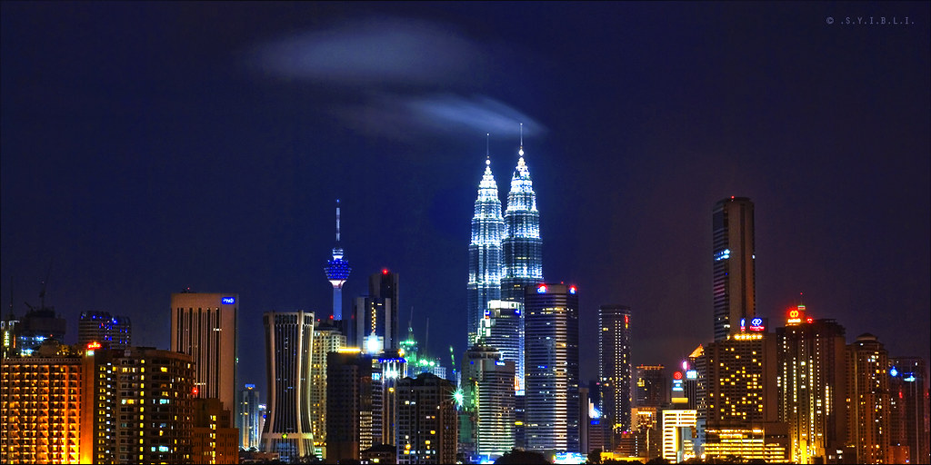 Free Hd 3d Wallpapers For Desktop Kuala Lumpur Night View I Often Think That The Night