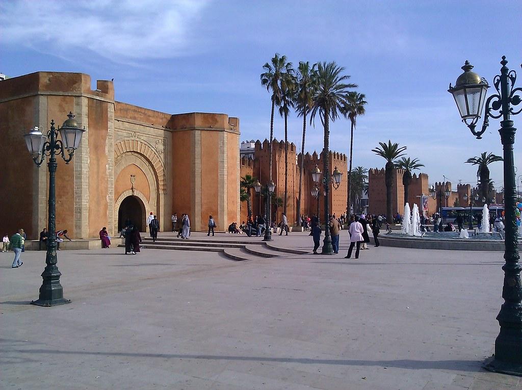 3d River Wallpaper Rabat Morocco Rabat Arabic الرباط Transliterated Ar