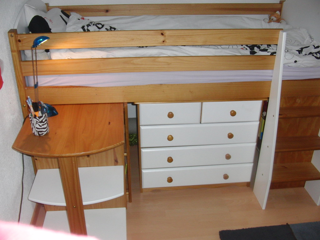 Cabin Bed With Pull Out Desk Cabin Bed 43 Desk 43 Drawers 43 Bookshelf Cabin Bed Pull