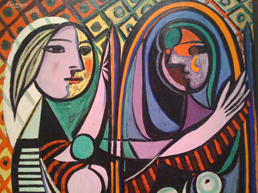 Cuadros Moma Picasso | Picasso Painting At Moma | Nathan Laurell | Flickr