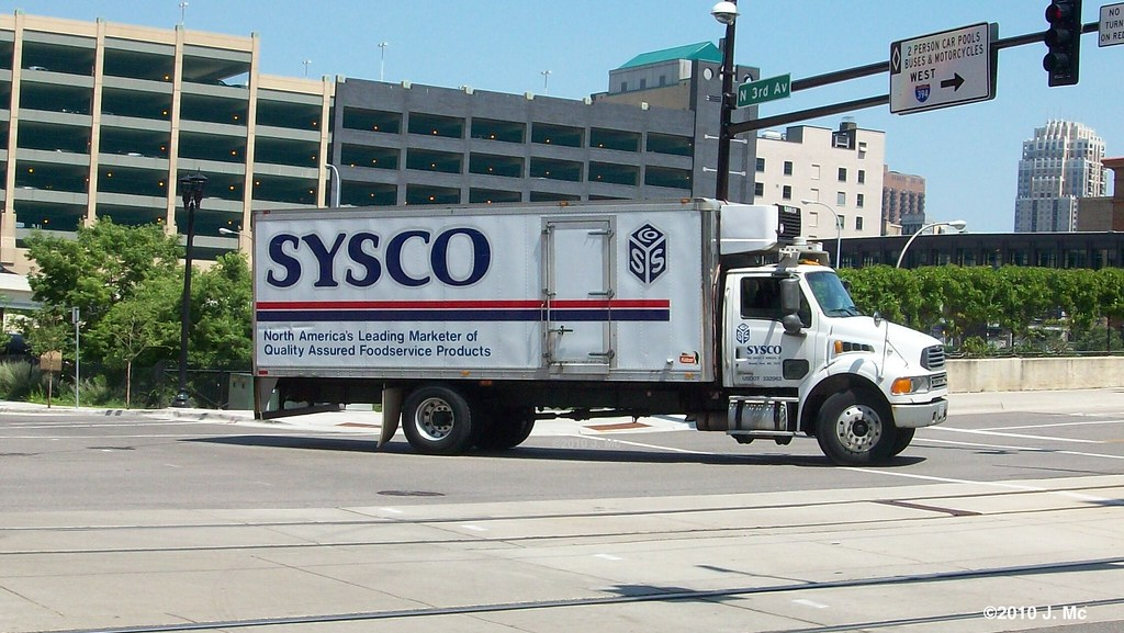 Sysco Foods Truck Operated by Sysco Chassis Sterling Bod\u2026 Flickr