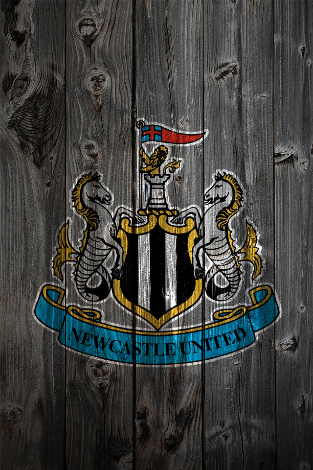 Trending Wallpapers For Iphone X Newcastle United Fc Wood Iphone 4 Background Logo On