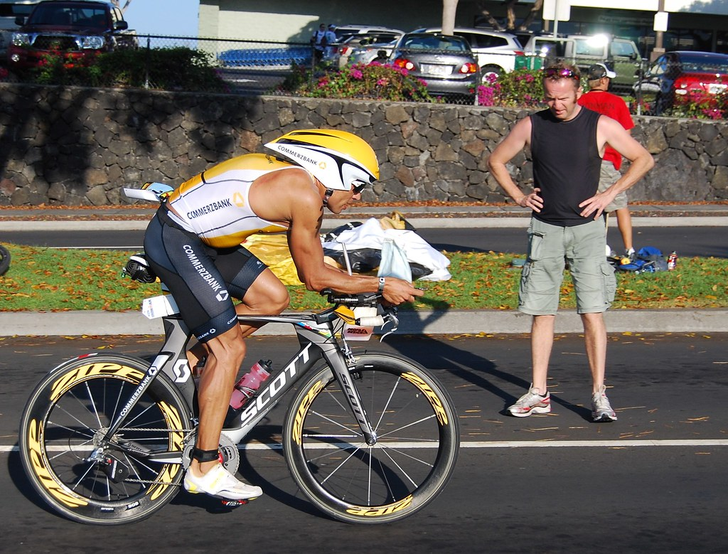 Normann Stadler Norman Stadler, Kona Ironman 2010 By Conrad Stoltz | Flickr