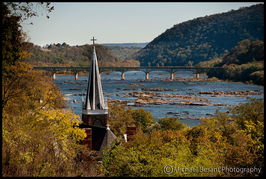 Catholic Church St St. Peters Catholic Church; Harpers Ferry Wv | This Is A