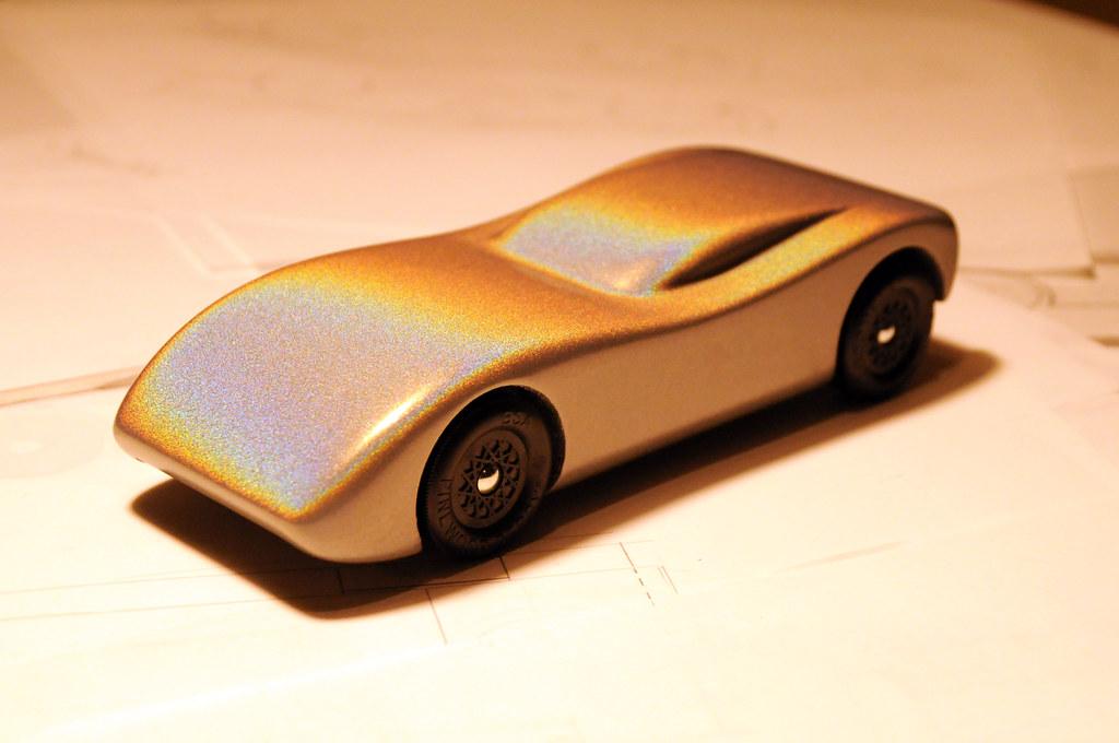 2010 Pinewood Derby Car (step 19, finished car) Final car\u2026 Flickr